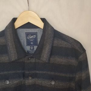 Grayers Wool Blend Trucker Jacket M